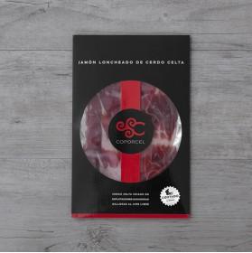 Jamón loncheado de cerdo celta 100gr (cortado a mano)