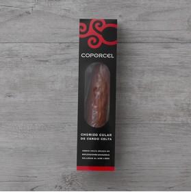 Chorizo cular de cerdo celta caja 500gr
