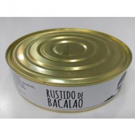 RUSTIDO DE BACALAO 550GR