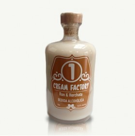 Cream Factory Ron y Orchata